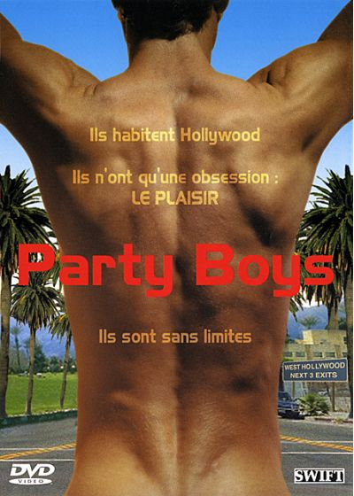 Party Boys - DVD