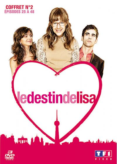 Le Destin de Lisa - Coffret N°02 - DVD