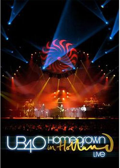 UB40 - Homegrown In Holland - DVD
