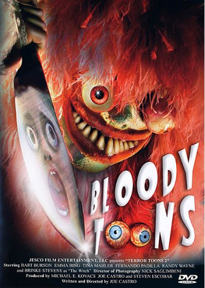Bloody Toons (Édition Collector Limitée) - DVD