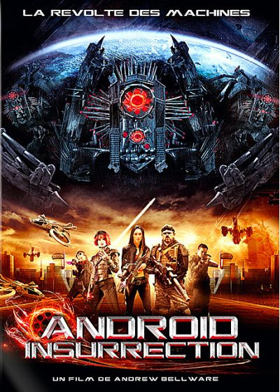 Android Insurrection - DVD