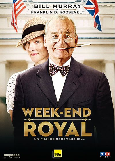 Week-end royal - DVD