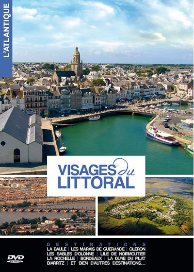 Visages du littoral : l'Atlantique - DVD