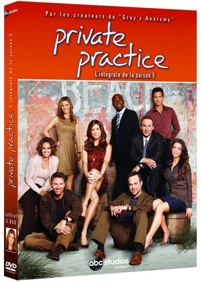 Private Practice - Saison 5 - DVD