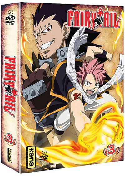 Fairy Tail - Vol. 3 - DVD