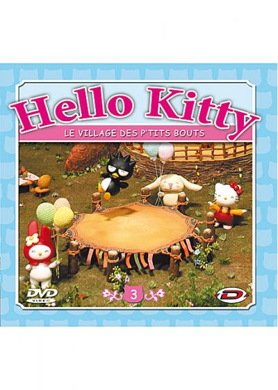 Hello Kitty - Le village des petits bouts - Vol. 3 - DVD