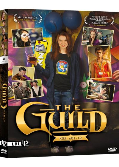 The Guild - Saison 5 - DVD