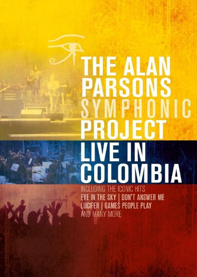 The Alan Parson Symphonic Project : Live in Columbia - DVD