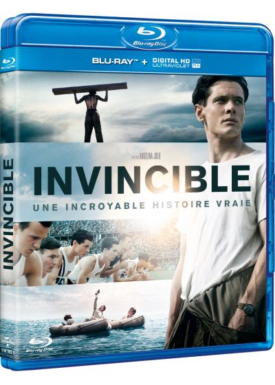 Invincible (Blu-ray + Copie digitale) - Blu-ray