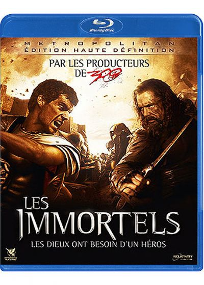 Les Immortels - Blu-ray