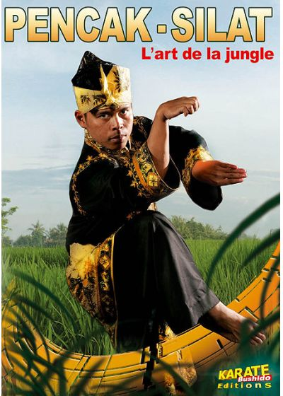 Pencak-Silat - L'art de la jungle - DVD