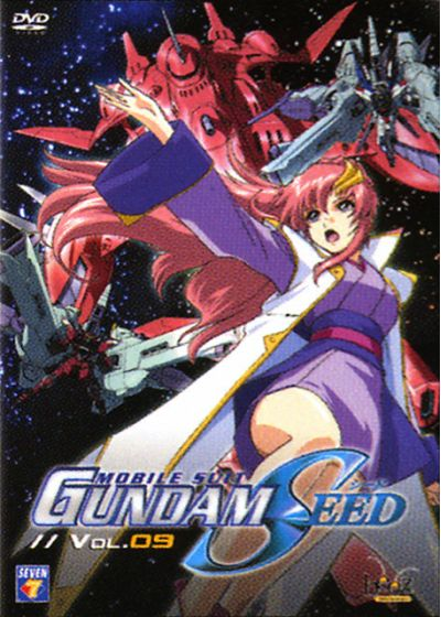 Mobile Suit Gundam Seed - Vol. 9 - DVD