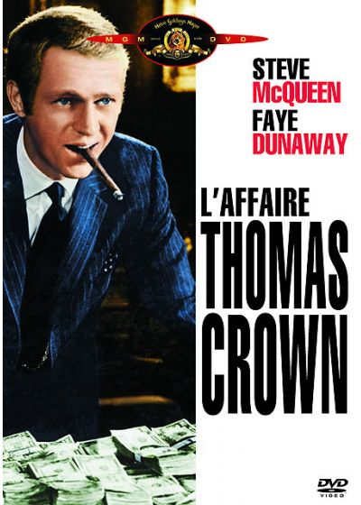 L'Affaire Thomas Crown - DVD