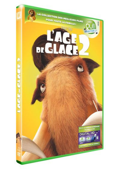 L'Age de glace 2 (DVD + Digital HD) - DVD