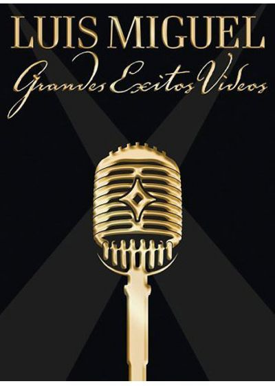 Miguel, Luis - Grandes Exitos Videos - DVD