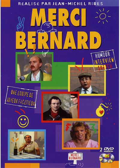 Merci Bernard - DVD