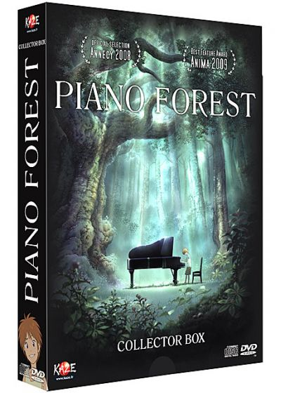Piano Forest (Édition Collector) - DVD
