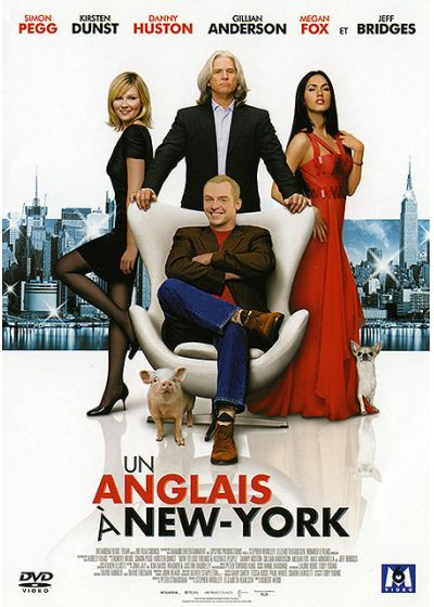 Un Anglais à New-York - DVD