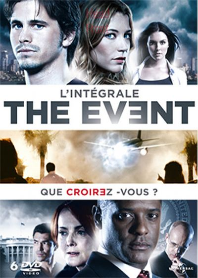 The Event - L'intégrale - DVD