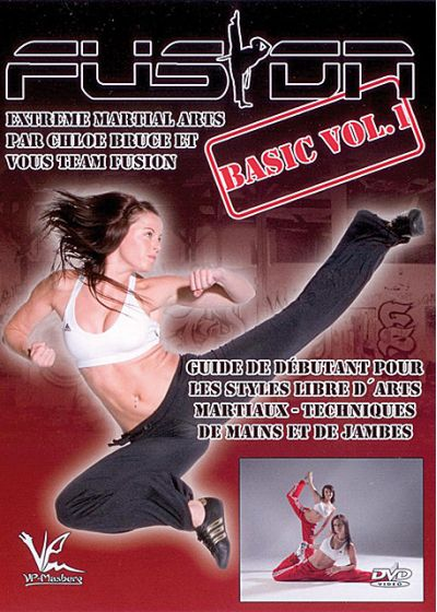 Fusion Extreme Martial Arts : Basic - Vol. 1 - DVD