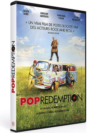 Pop Redemption - DVD
