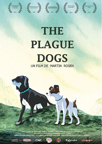 The Plague Dogs - DVD
