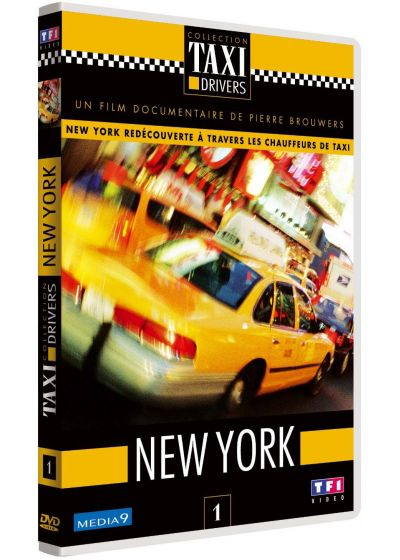 Taxi Drivers - 1 - New York - DVD