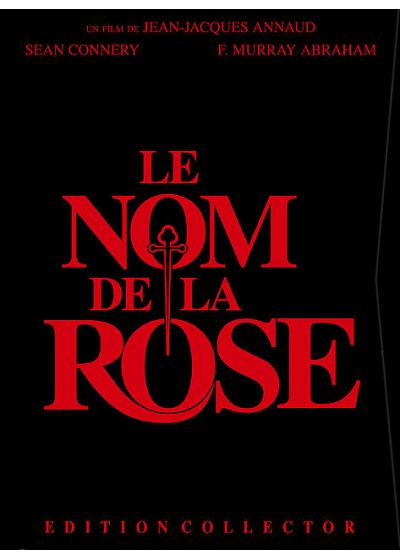 Le Nom de la Rose (Édition Collector) - DVD