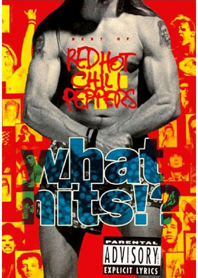 Red Hot Chili Peppers - What Hits!? - DVD
