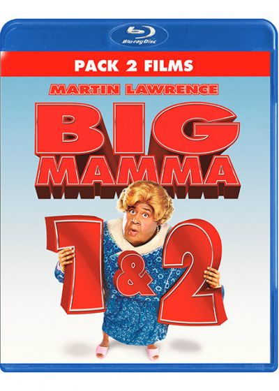 Big Mamma + Big Mamma 2 (Pack 2 films) - Blu-ray