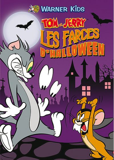 Tom et Jerry - Les farces d'Halloween - DVD