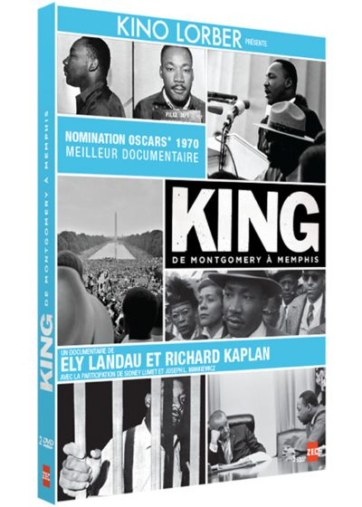 King : De Montgomery à Memphis (Édition Collector) - DVD