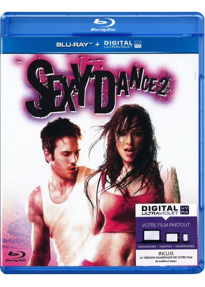 Sexy Dance 2 (Blu-ray + Copie digitale) - Blu-ray