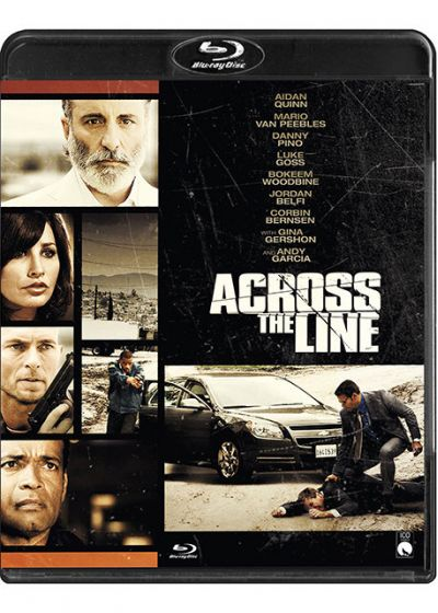 Across the Line - Blu-ray