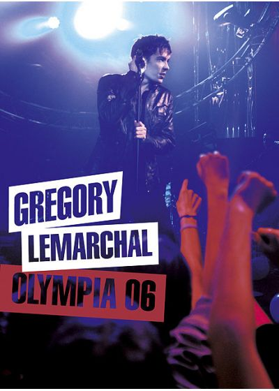 Lemarchal, Grégory - Olympia 06 - DVD