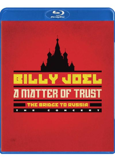 Billy Joel : A Matter of Trust - The Bridge to Russia The Concert - Blu-ray