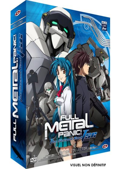 Full Metal Panic! The Second Raid - Intégrale + OAV (Édition Collector) - DVD