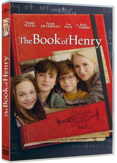 The Book of Henry - DVD