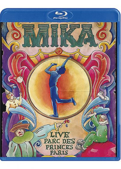 Mika - Live Parc des Princes Paris - Blu-ray