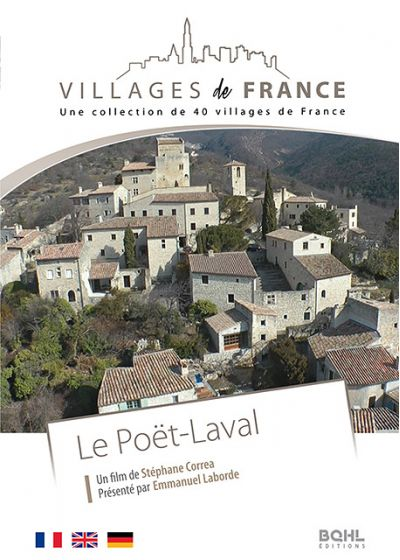 Villages de France volume 31 : Le Poët-Laval - DVD