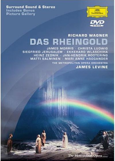 L'Or du Rhin - DVD