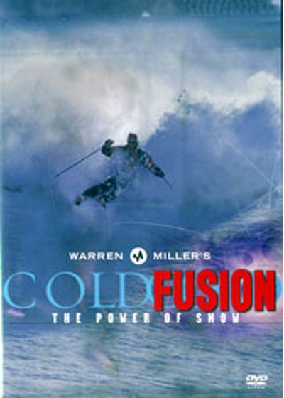 Cold Fusion - The Power of Snow - DVD