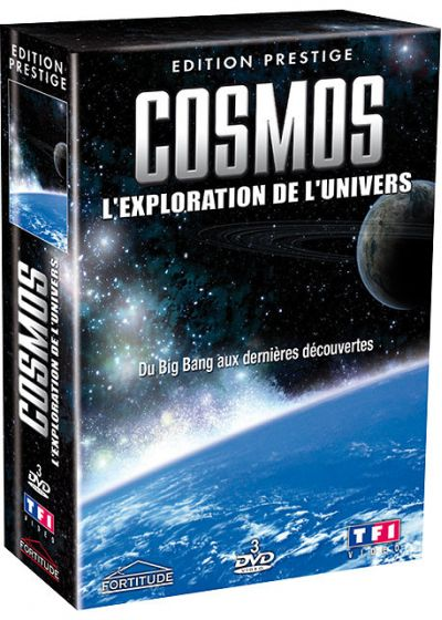 Cosmos, l'exploration de l'univers (Édition Prestige) - DVD