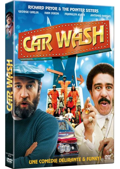 Car Wash - DVD