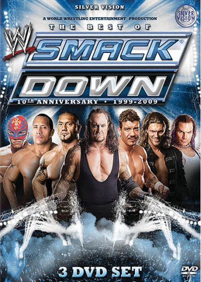 The Best of SmackDown! 10th Anniversary 1999-2009 - DVD