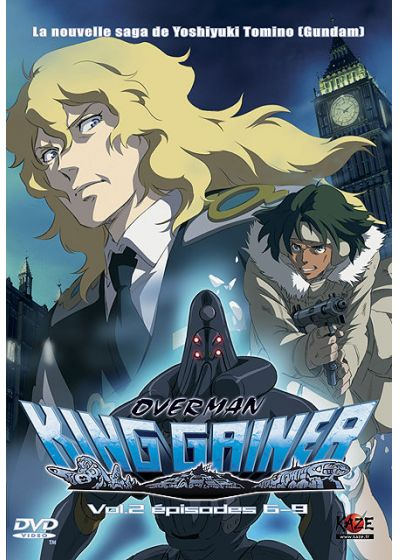 Overman King Gainer - Vol. 2 - DVD