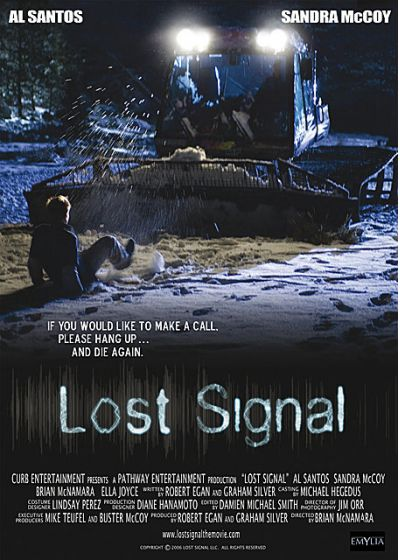 Lost Signal - DVD