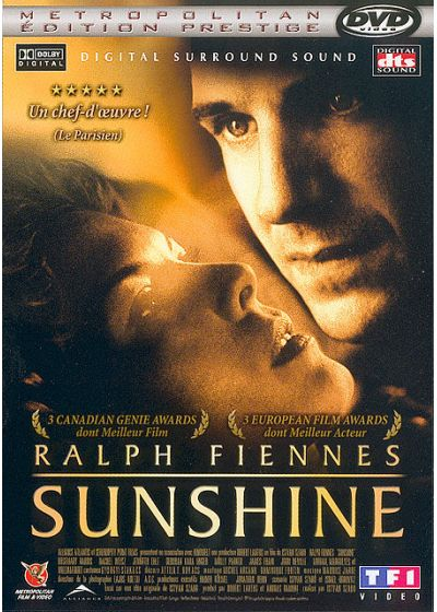Sunshine (Édition Prestige) - DVD