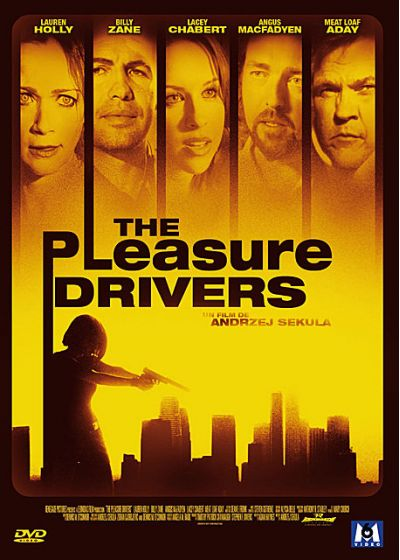 The Pleasure Drivers - DVD