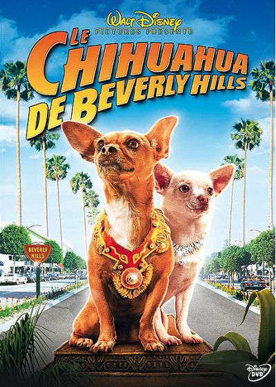 Le Chihuahua de Beverly Hills - DVD